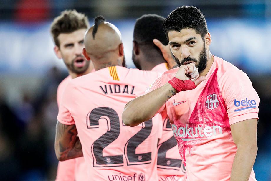 прогноз Барселона-Ливерпуль