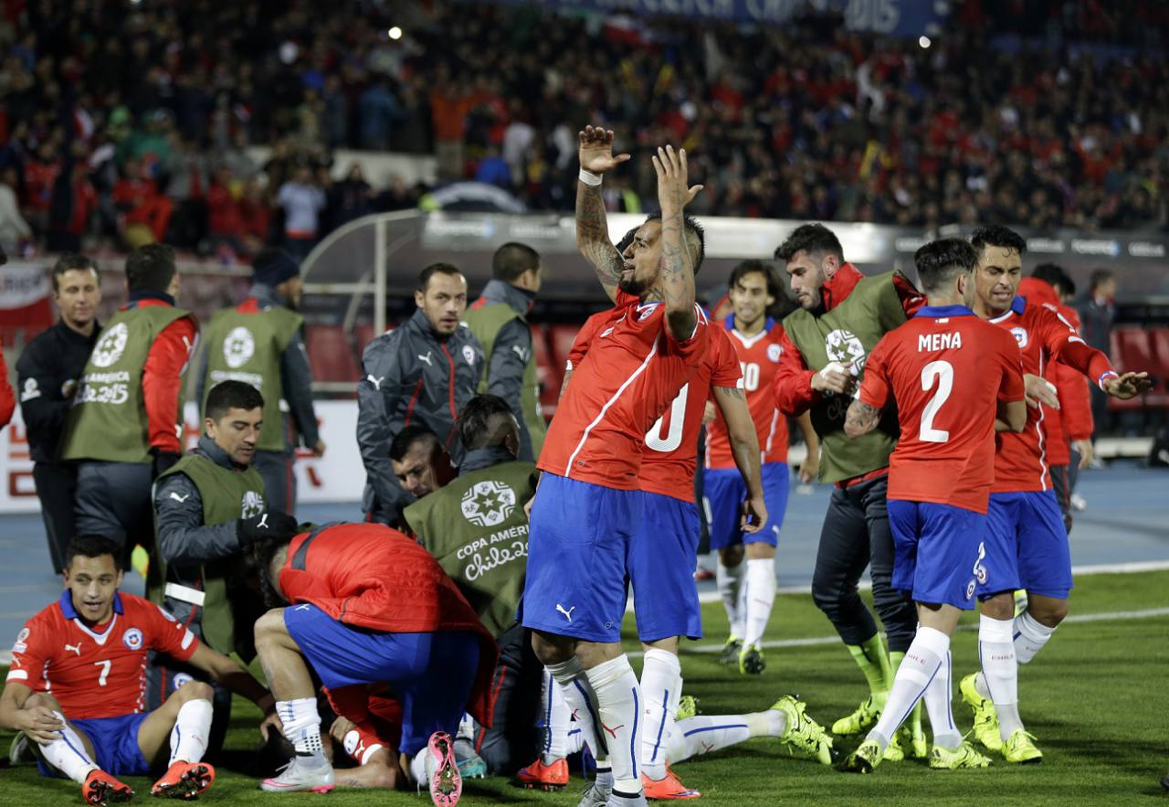 Прогноз Чили-Перу