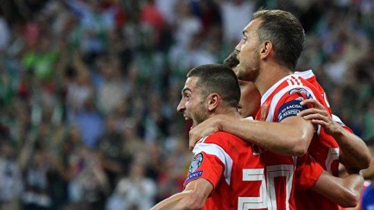Прогноз на матч отбора Евро 2020 Шотландия-Россия 6 сентября 2019