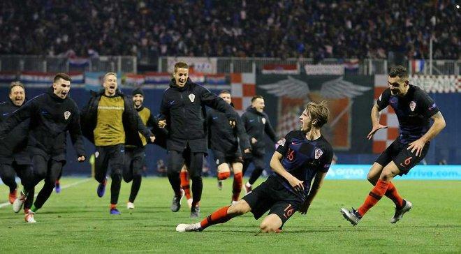 Прогноз Словакия-Хорватия