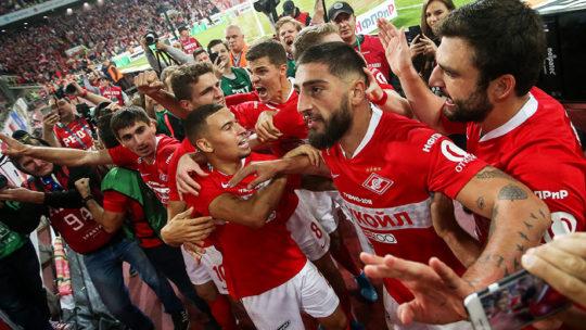 Прогноз на ответный матч квалификации ЛЕ Спартак-Брага 29 августа 2019