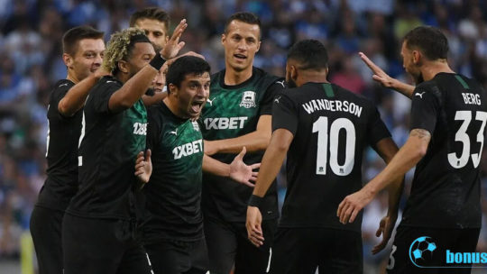 Прогноз на матч квалификации Лиги Чемпионов Олимпиакос-Краснодар 21 августа 2019